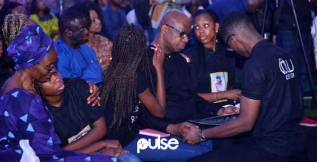 'If he had gone back to school, he wouldn't have died' – DJ Olu's Father