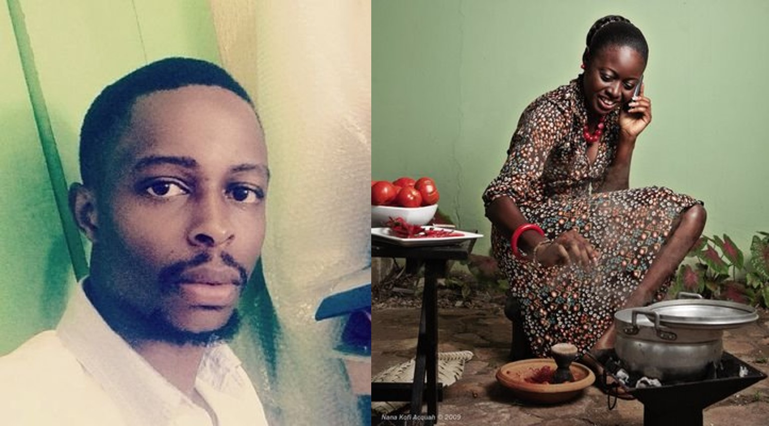'Any girlfriend that cannot cook for you, your boys and dog is useless' – A Nigerian guy says