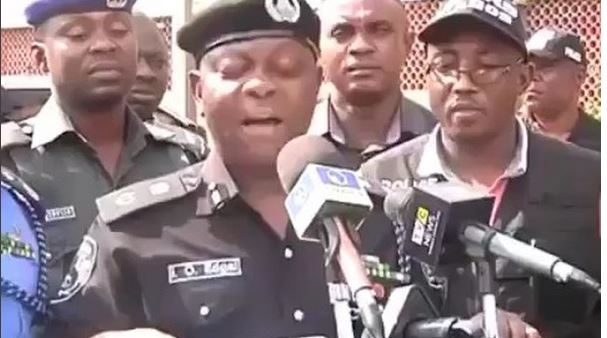 """""""Davido lied to us about Tagbo's death"""" – Lagos state Police Commissioner, Edgar Imohimi (Video)"""
