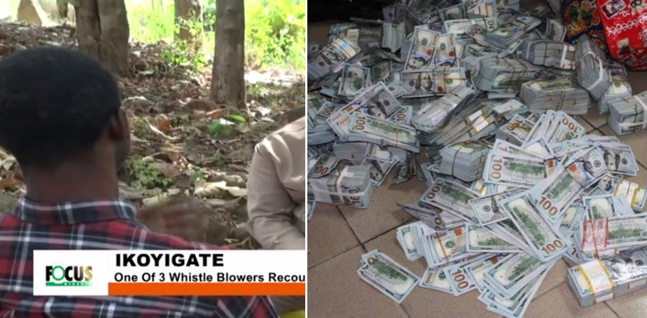 Ikoyi Whistleblower Speaks On EFCC, Reveals Assassination Attempt (Video)