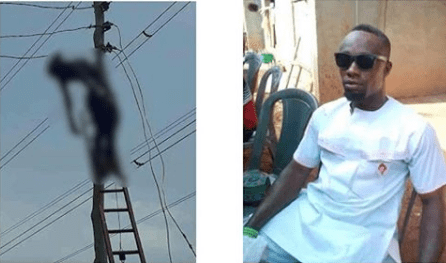 PHCN staff who was sacked in 2009 gets electrocuted while doing illegal connection in Delta State