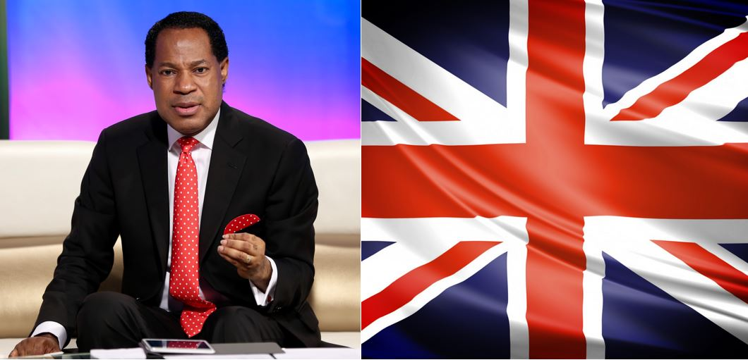U.K declares a U.K branch of Pastor Chris Oyakhilome's Christ Embassy bankrupt