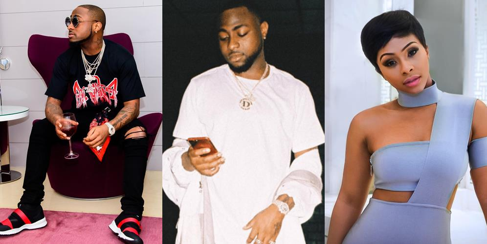 Davido's alleged sexual advances at S. African actress, Boity, caused the fight at his show in Zimbabwe(Details)
