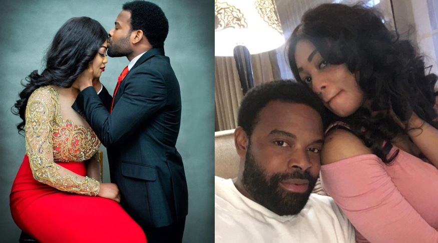 Actor, Gabriel Afolayan, set to tie the knot with his longtime girlfriend, see their pre-wedding photos