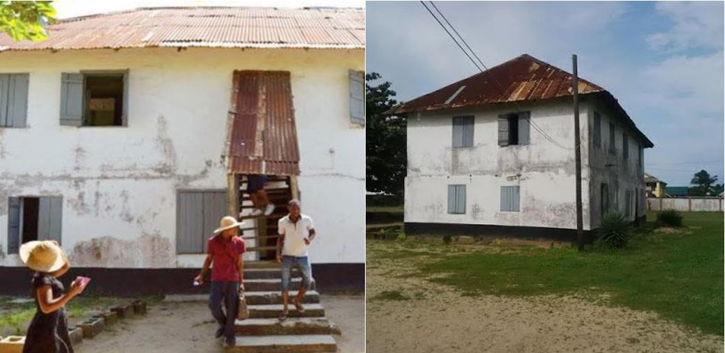 A short story about the first storey building in Nigeria, now 174 years old (Photos)