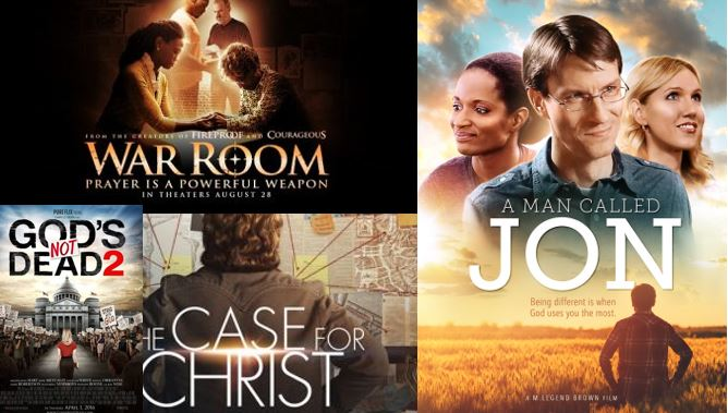 Some Christian movies you need to watch