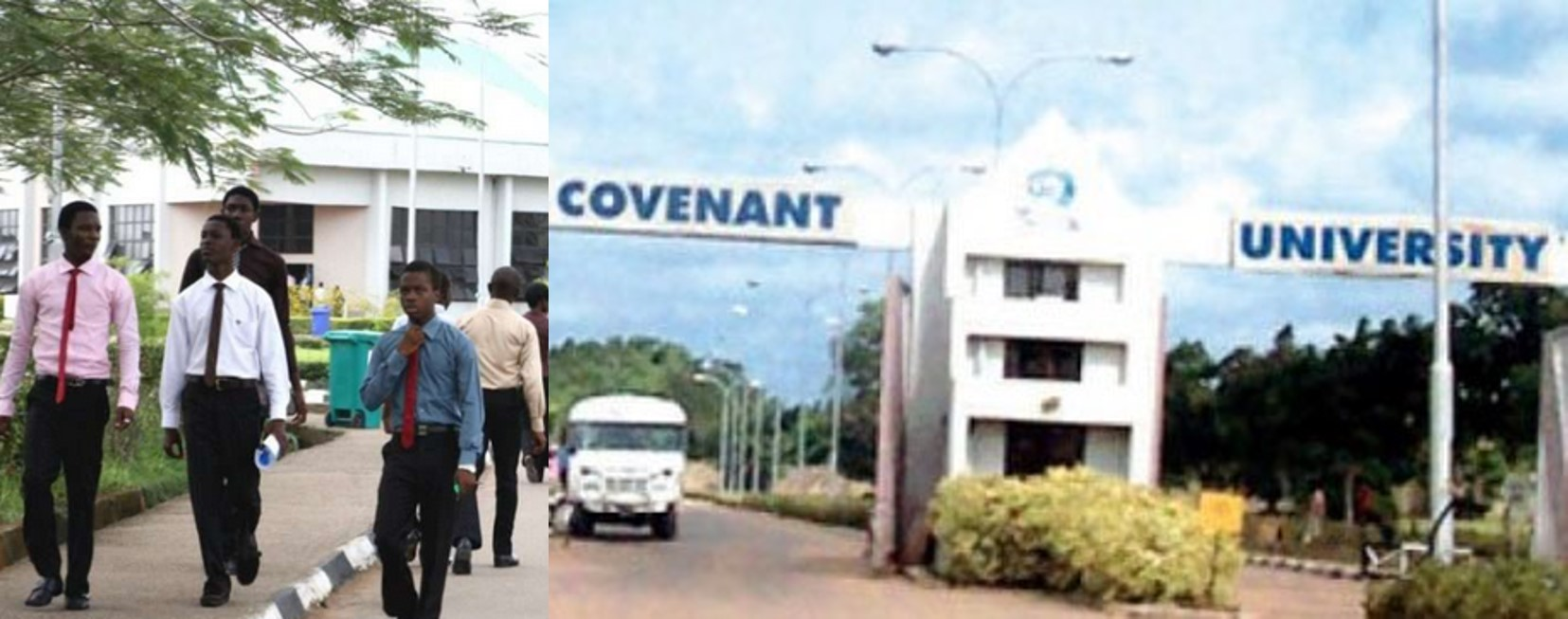 See The List of Prohibited Items in Covenant University