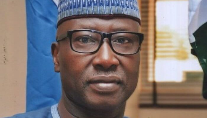 CHAI! Secretary to the Government of the Federation, Boss Mustapha, unveils his official website designed at N64 million