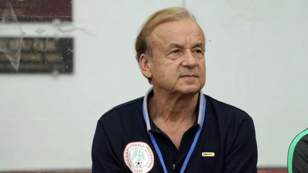 Gernot Rohr bans 'Oloshos' from Eagles' camp ahead of Russia 2018 World-cup (Details)