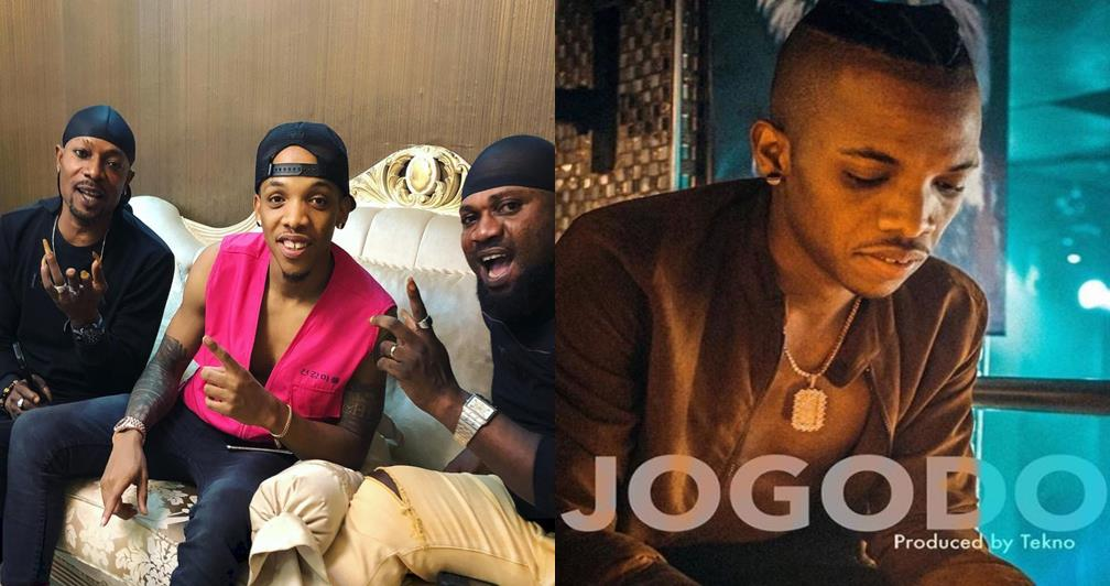 Tekno reconciles with 'Danfo Drivers' after they accused him for stealing their song 'Jogodo' (Photo)