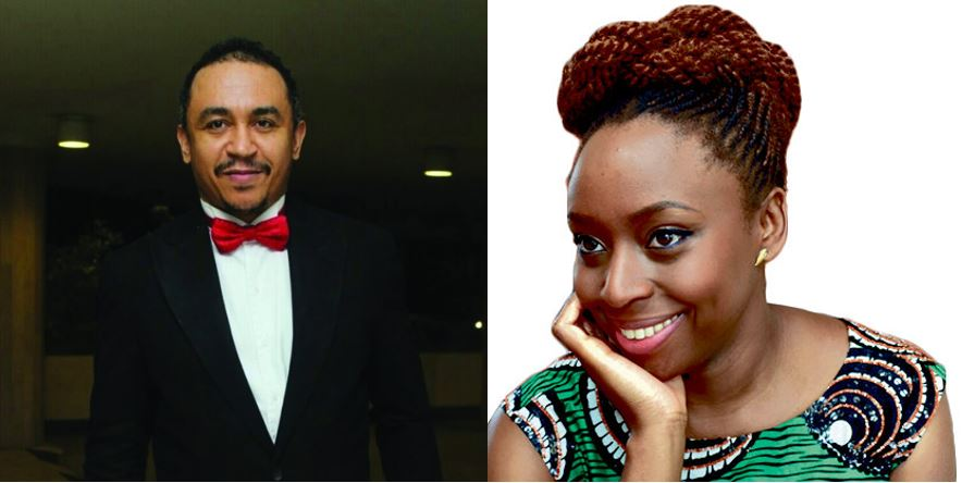 Daddy Freeze Slams Chimamanda Adichie Over Feminist Comment