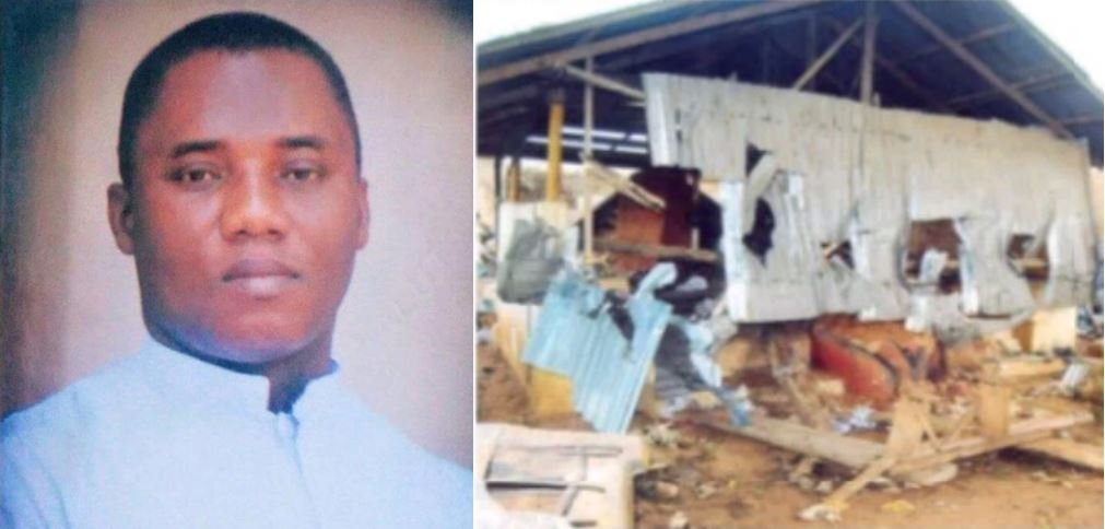 3 Catholic priests reportedly die after burning shrines in Anambra State