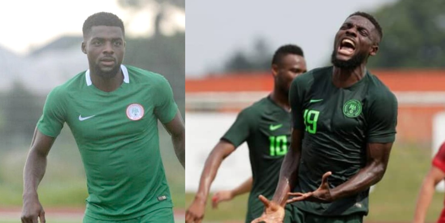 Super Eagles John Ogu in heated quarrel after an angry Nigerian told him to go off social media and concentrate on winning next match