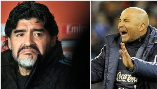 'Don't return home if you lose to Nigeria' – Maradona warns Argentina coach
