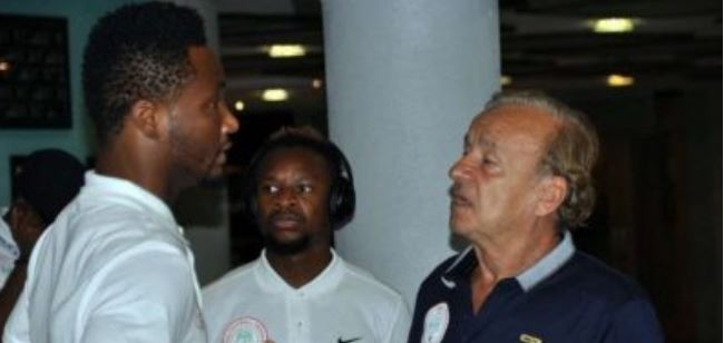 Ogenyi Onazi dropped as Super Eagles' Assistant Captain after clash with Mikel