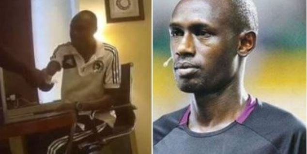 The only Kenyan assistant referee to officiate in world cup sacked by FIFA for receiving $600 bribe