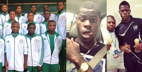 Interesting facts about Super Eagle's 19-year-old goalkeeper, Francis Uzoho (Photos)