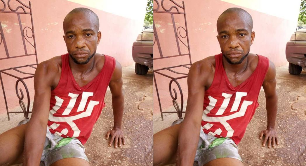 'This Is My First Time' – Kidnapper Arrested In Imo Reveals How Much He Got (Photo)