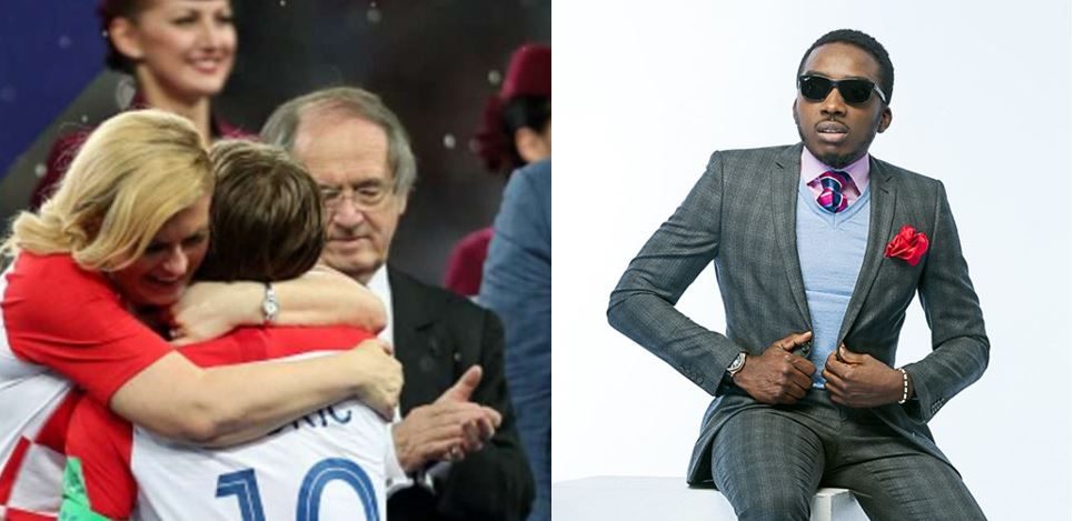Bovi asks very interesting question about the female Croatian president