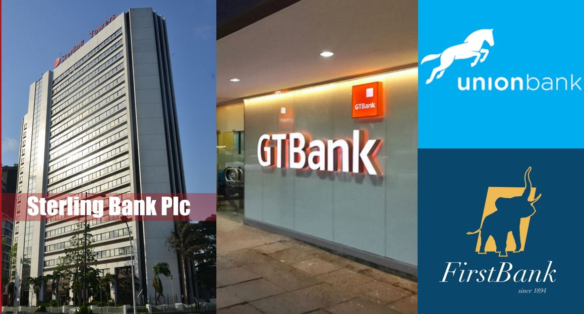 Sterling Bank shades Access Bank, Gtbank, Union Bank And First Bank… Union Bank replies