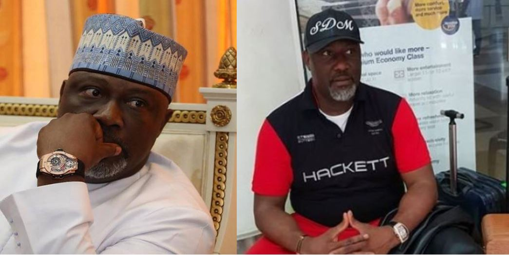 """""""I'm an exposed Nigerian who has survived 4 assassination attempts in one year"""" – Dino Melaye"""