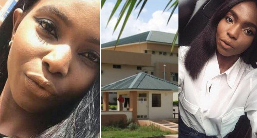 Hospital where female corps member shot by police officer died releases statement