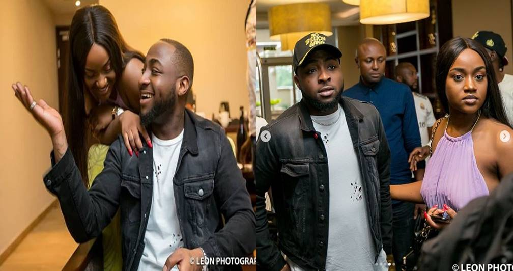 """Club go turn traditional wedding"" – Davido and Chioma arrive her hometown in Imo state (Photos)"
