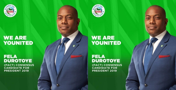 Fela Durotoye emerges as PACT consensus presidential candidate