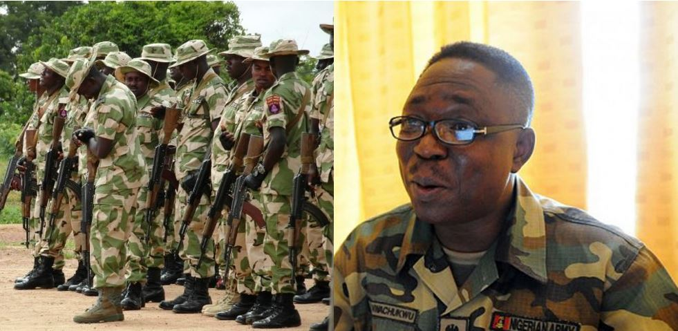 Nigerian Army reacts following angry soldiers' rampage over redeployment at the Maiduguri airport