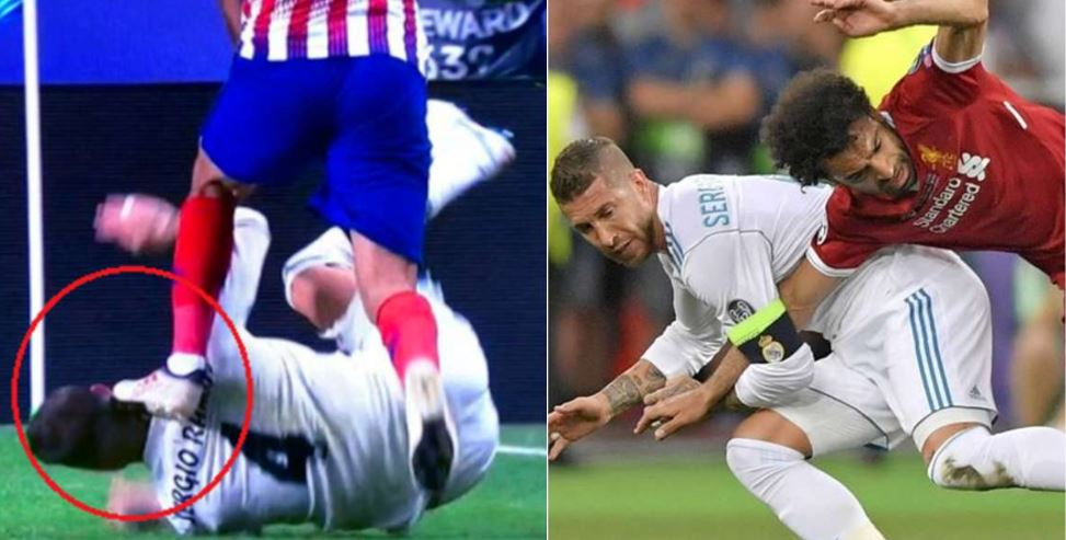 Justice Served: Liverpool Fans Happy Over What Diego Costa Did To Sergio Ramos Yesterday