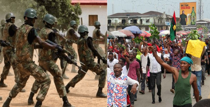 Nigerian Army To Commence Operation Python Dance 3 In South-East Soon, Warns Pro-Biafra Agitators