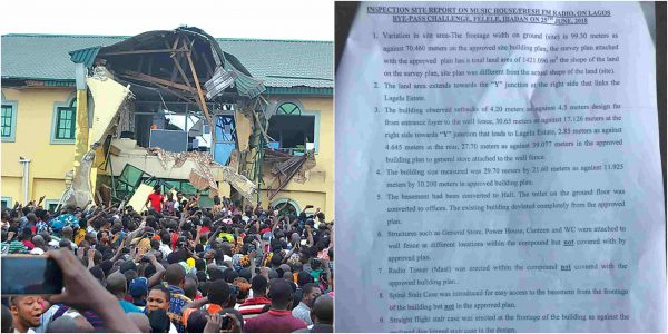 Oyo state govt. lists why Yinka Ayefele's Music House was demolished