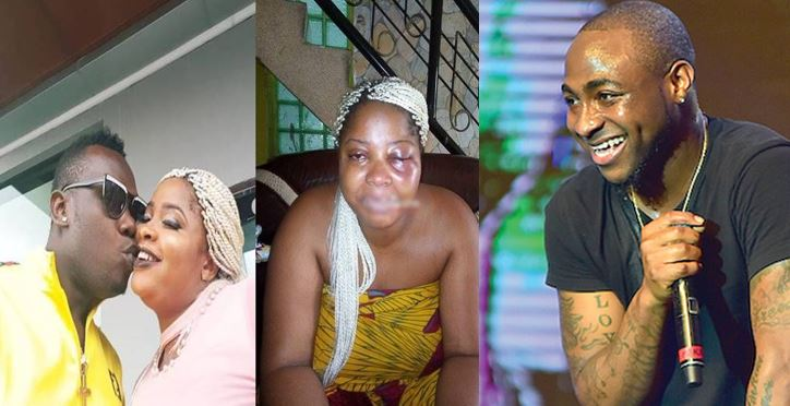 Image result for Davido Reacts To Report Of Duncan Mighty Beating His Wife