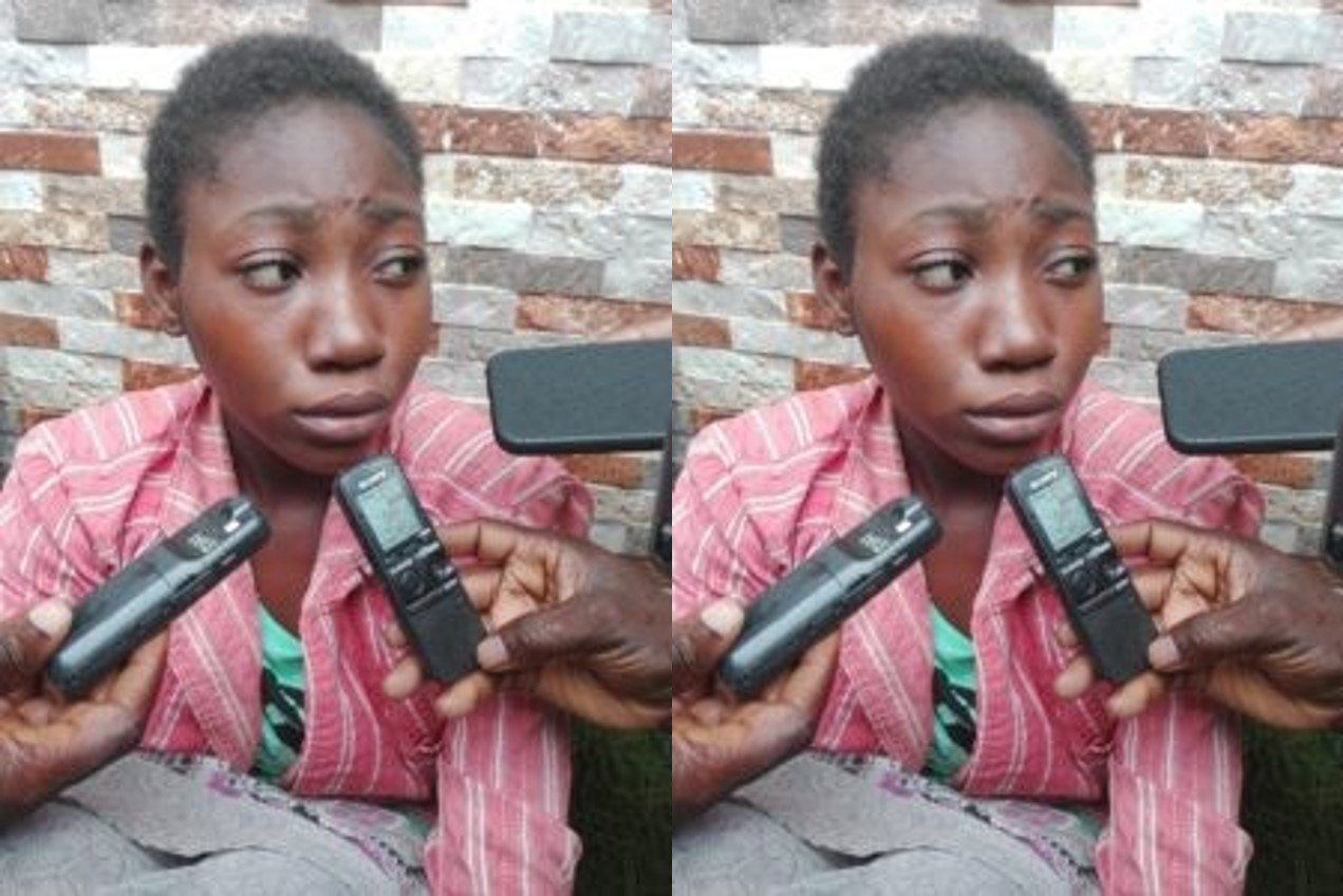 """It was a spirit that told me to go and kill her"" – 14-year-old housemaid narrates how she murdered her madam"
