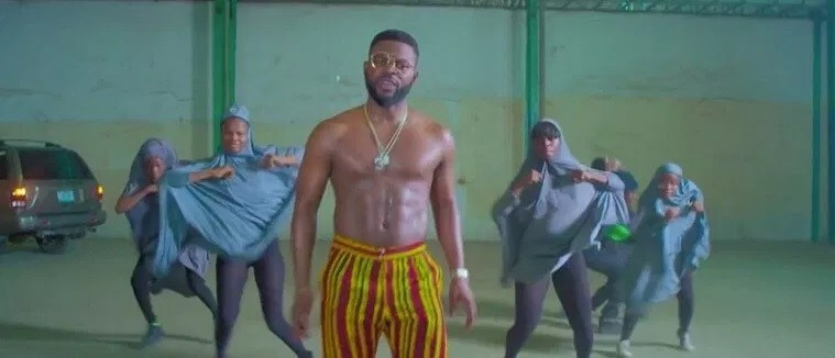 """MURIC commends NBC Ban of Falz's """"This is Nigeria"""" Video"""
