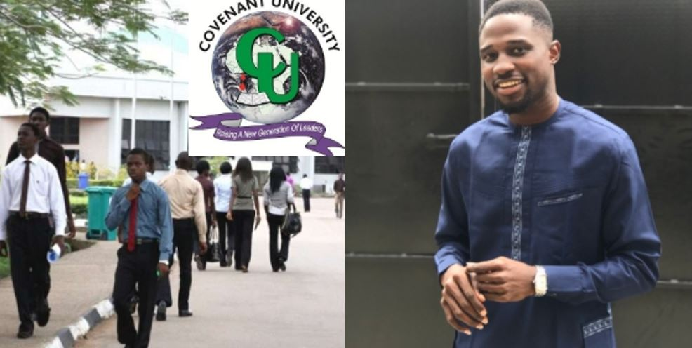 Nigerian Guy Narrates How He Took Covenant University To Court And Won Them After Being Expelled For Allegedly Having S*x