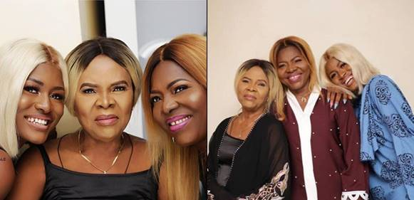 BBNaija star, Alex shares adorable 'three generations' photos with Mother and grandma