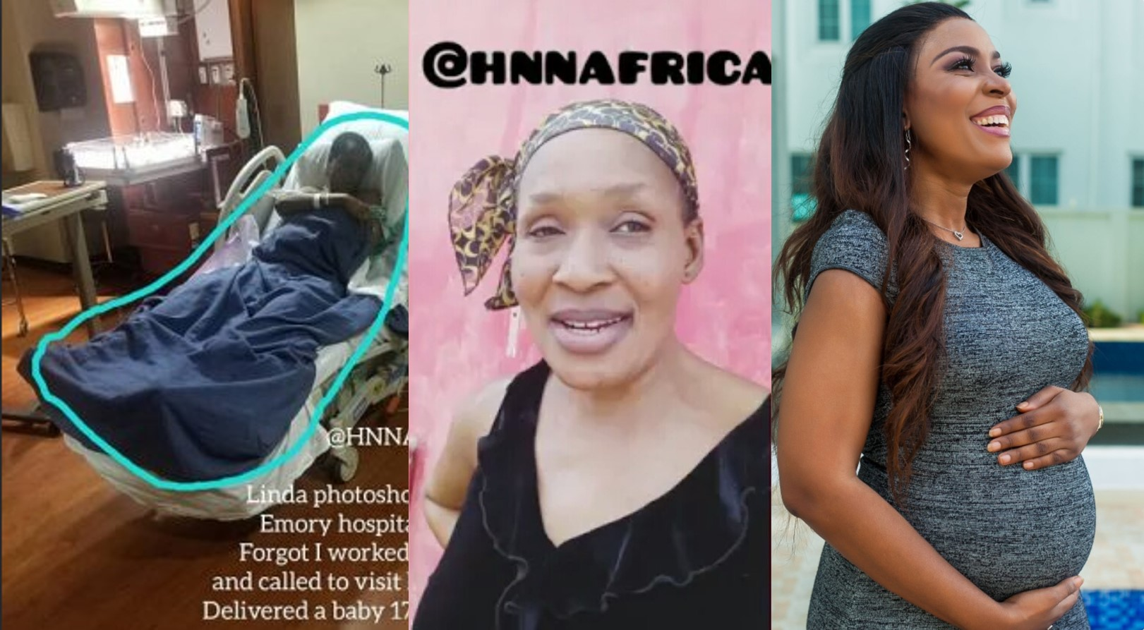 Video of Kemi Olunloyo calling out Linda Ikeji, holds on to claims that she was never pregnant