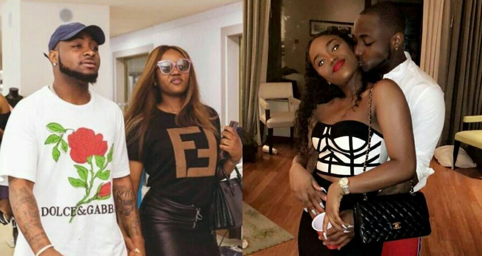Chioma reacts to the rumour that she broke up with Davido over infidelity