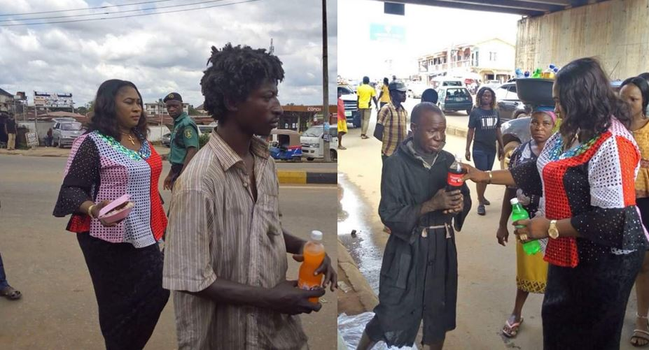 Mentally challenged persons evacuated from the streets of Anambra State (Photos)