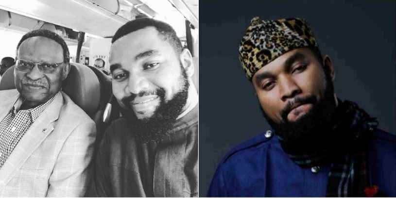 Man shares his life changing experience with Emeka Anyaoku on a flight