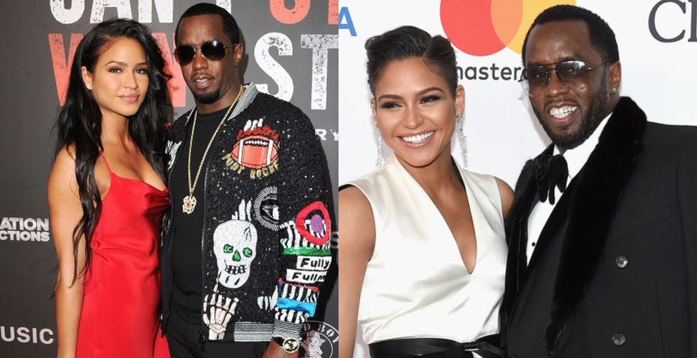 who is p diddy currently dating
