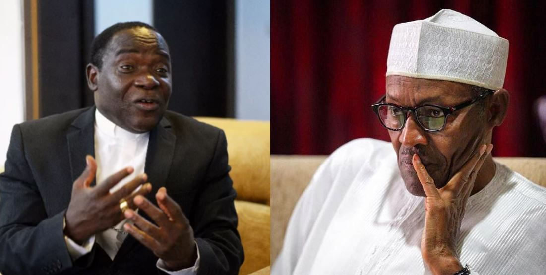 'No president in the world can be as irresponsible as Nigeria's president' – Catholic Bishop Says