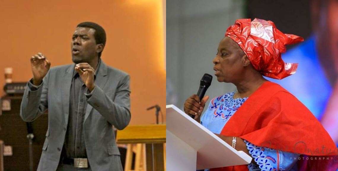 Ignore Pastor Adeboye's advise to seek your pastor's counsel before your parents' on marriage – Reno Omokri tells youths
