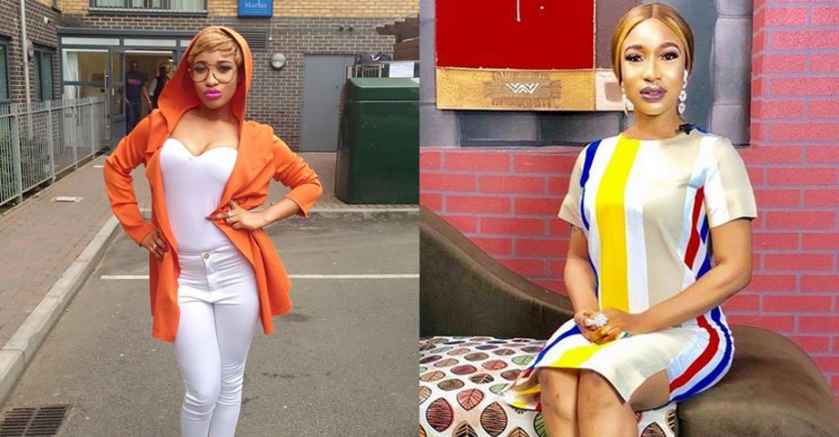 Tonto Dikeh replies man who rudely advised her to return to her ex-husband