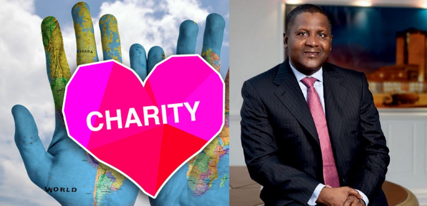 6 Most Charitable Person In The World, Aliko Dangote Included