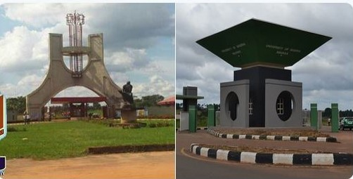 #TrollGame: UNIZIK and UNN Students shade each others on Social Media (Screenshots)