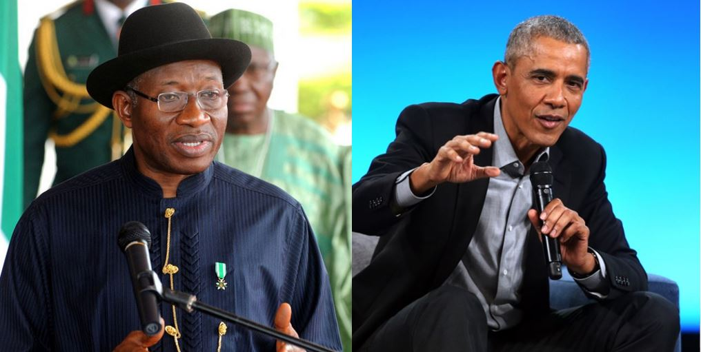 """Former President, Goodluck Jonathan calls out Obama in his new book """"My Transition Hours"""", accuses him of swaying votes to favour Buhari"""