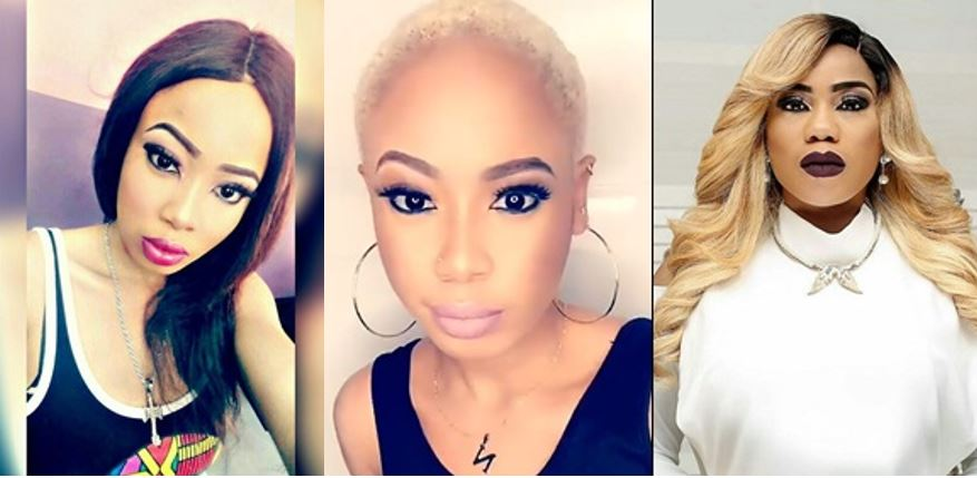Hacker Who Took Over Nina's Instagram Account Releases Her Private Chat With A Friend Where She Talked About Miracle and Talked Down On Toyin Lawani