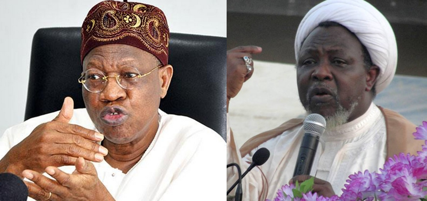 Federal Government spends N3.5m monthly to feed Shi'ites's leader, Ibrahim El-Zakzaky – Lai Mohammed (Video)